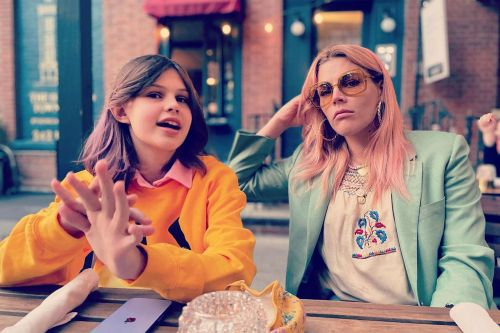 Busy Philipps' 12-year-old, Birdie, lands non-binary acting role