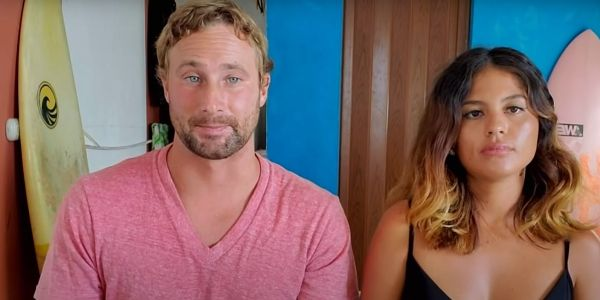 90 Day Fiance's Corey And Evelin Keep Throwing Audiences For A Loop, And It's Getting Old