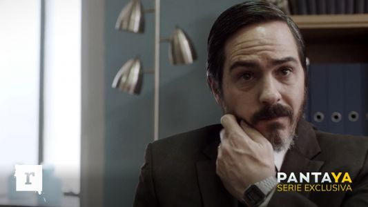 Mauricio Ochmann Is Set For the Ride of His Lifetime in Pantaya's New Series R