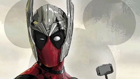 Thor's Chris Hemsworth Welcomes Deadpool's Ryan Reynolds To Disney