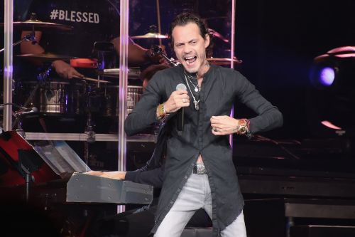 Marc Anthony Is Breaking His Back to Bring Us the Best Shows, but Doctors Ordered Him to Rest