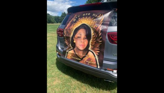 Loved ones honor Breonna Taylor during GR car parade