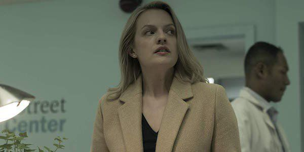 Elisabeth Moss' Invisible Man Has Started Filming