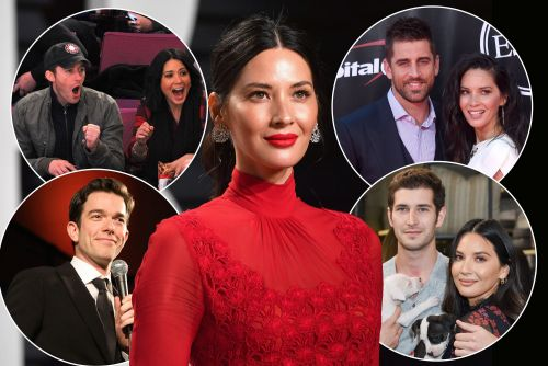 Olivia Munn's dating history: From Aaron Rodgers to John Mulaney