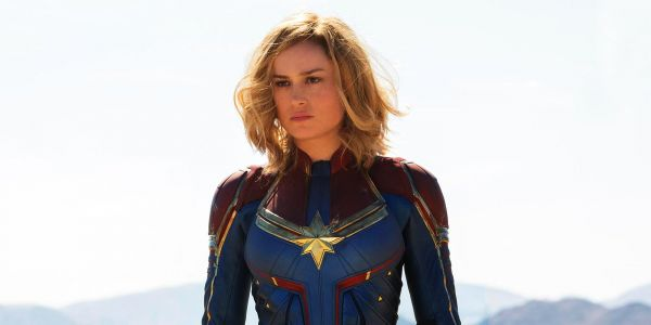 Captain Marvel Trailer Reveals FIRST Footage From Marvel Film