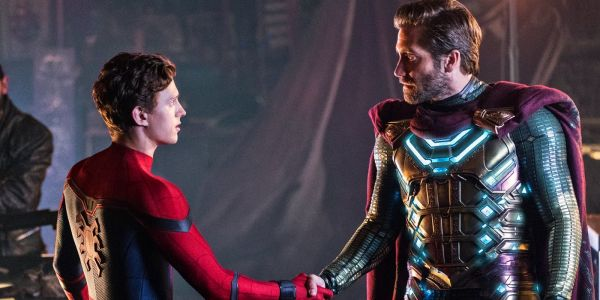 Spider-Man: Far From Home Clip Recruits Mysterio into The Avengers