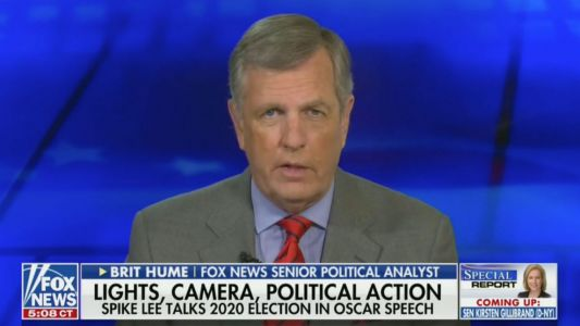 Brit Hume: Trump's Attacks On McCain Mark First Time a President Has 'Picked a Fight With a Dead Man and Lost'