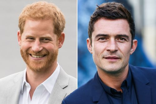 How Prince Harry and Orlando Bloom became Hollywood pals