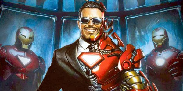 Iron Man's Greatest Villain is. His Own A.I.?