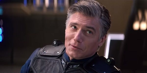 Why Star Trek: Discovery's Anson Mount Was So Shocked When He Was Cast