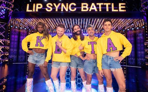 "Jonathan Van Ness and Karamo Brown's Lip Sync Battle Will Have You Screaming, ""Yassss Honey!"""