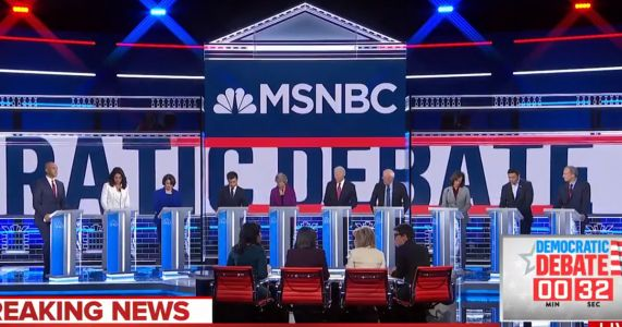 Winners and Losers of the Democratic Primary Debate