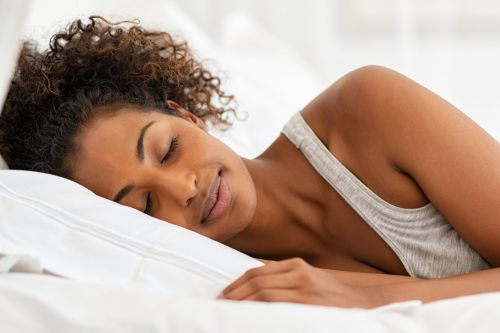 If You're Tired of Waking Up Feeling Less Than Spectacular, Vitamin D Can Help