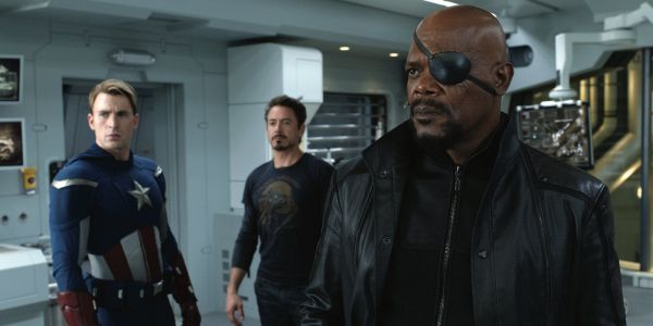 Samuel L. Jackson Thinks Nick Fury Should Have Been In Civil War