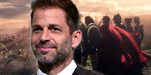 Justice League Snyder Cut Runtime Is 214 Minutes - That's 3.5 Hours