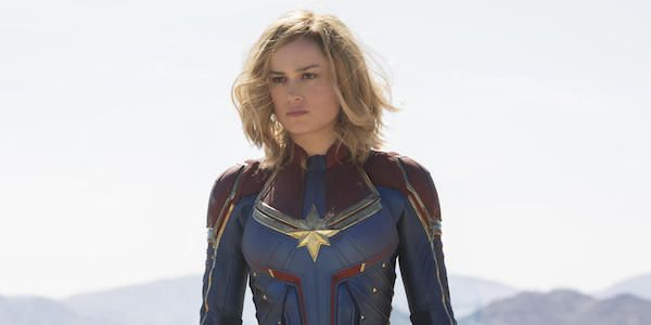 Captain Marvel's Trailer Is Finally Here, And It's Fantastic