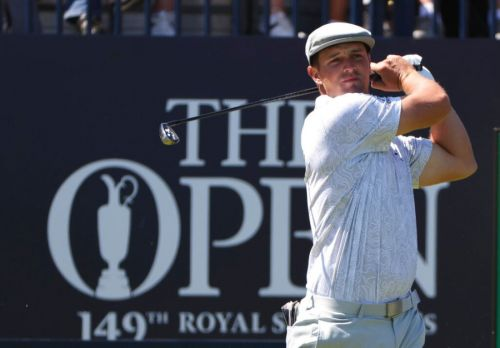 Bryson DeChambeau out of Olympics after testing positive for COVID-19