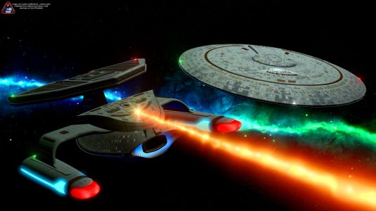 Star Trek: The 10 Fastest Ships In The Federation Starfleet, Ranked