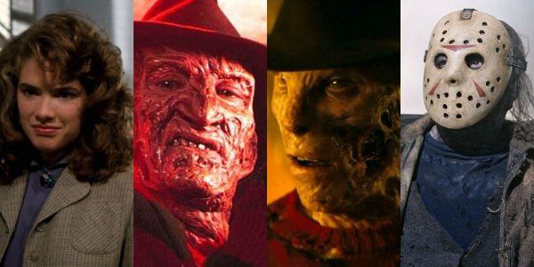 All The Nightmare on Elm Street Movies, Ranked | Screen Rant