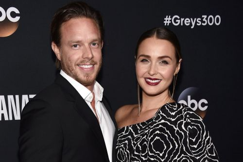 'Grey's Anatomy' actress Camilla Luddington weds Matthew Alan