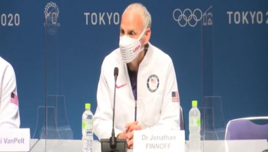 COVID-19 stays center stage at Tokyo Olympics