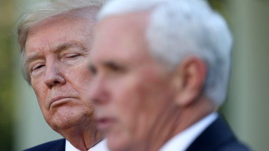 Mike Pence Gets Heckled at Faith & Freedom Coalition Summit With Boos and Cries of 'Traitor!'