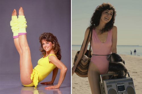Rose Byrne's outfits on 'Physical' transform her into an aerobics queen