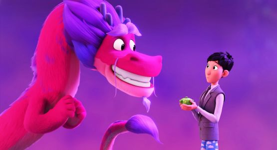 Netflix's Wish Dragon Is Sweet and Silly, but Here's What Parents Should Know Before Kids Watch