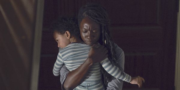 The Walking Dead Showrunner Shares Details About Michonne And Rick's Son