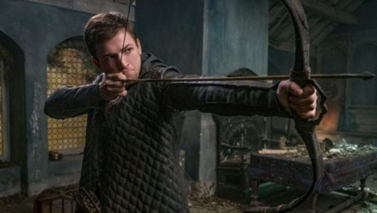 Robin Hood is Too Slow for Little John in the New Clip