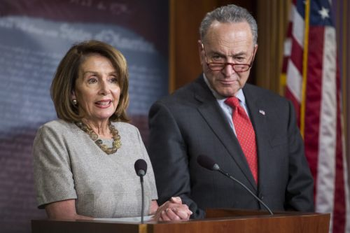 Pelosi, Schumer Slam Trump After Federal Officers Teargas Peaceful DC Protestors: 'Fanning of the Flames of Discord, Bigotry, and Violence'