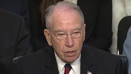 Sen. Grassley's Office: Disturbing That 'Uncorroborated Allegations' Against Kavanaugh Would Only Now Surface
