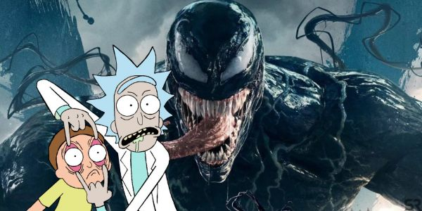What Rick and Morty's Rick Would Look Like as Venom   Screen Rant