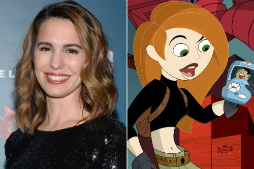 Christy Carlson Romano, Patton Oswalt set for 'Kim Possible' movie