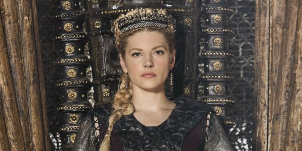 Vikings' Katheryn Winnick Just Landed Her First Post-Lagertha TV Role
