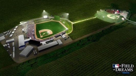 MLB Reportedly Cancels Next Week's 'Field of Dreams' Game in Dyersville