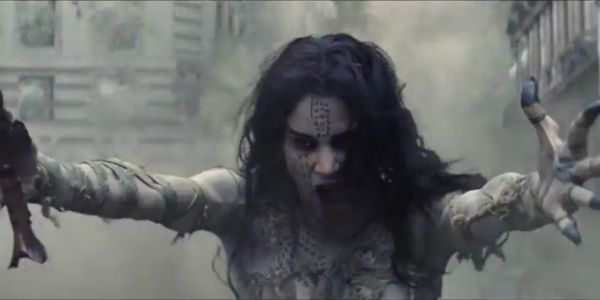 The Mummy Director Says The Dark Universe Movie Was Painful