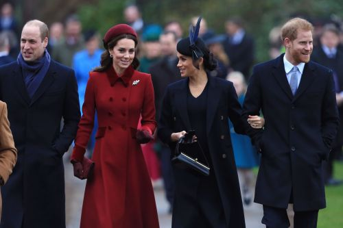 William and Kate Apparently Visited Meghan While They Were in Windsor at Easter