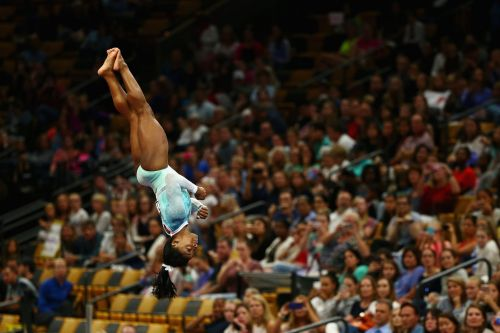 "A Gymnastics Judge Says ""I Don't Think Anybody Can Touch Simone Biles"""