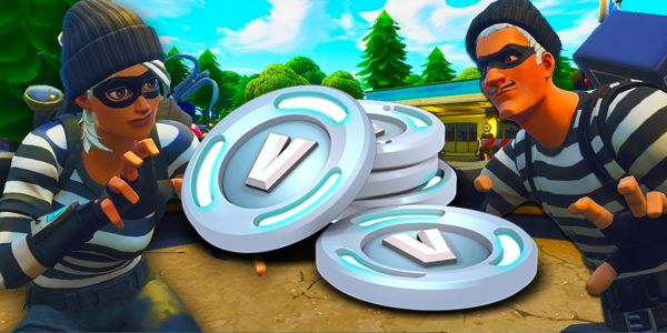 Fortnite's V-Bucks Currency Reportedly Being Used To Launder Money