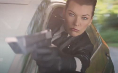 Exclusive The Rookies Trailer for Milla Jovovich Action Thriller!